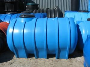 Накопительные емкости для канализации