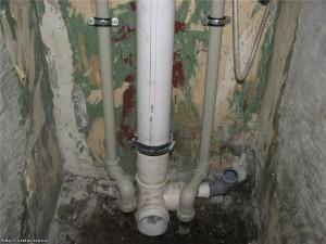 Бесшумные канализационные трубы REHAU