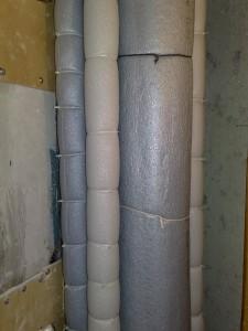 Звукоизоляция канализационных труб