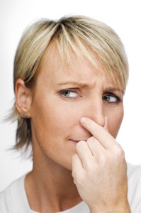 Неприятный запах из канализации