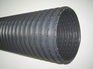 Перфорированная пластмассовая труба