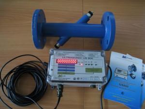 Ультразвуковой расходомер для напорных сетей
