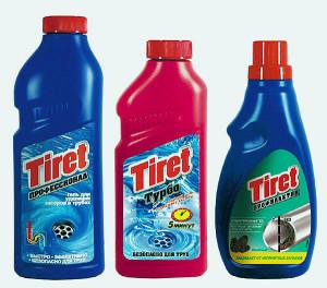 химическое средство для очистки труб