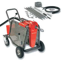 Механическое устройство для прочистки канализации