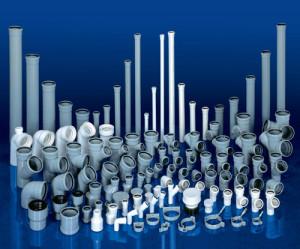 Пластиковые трубы обладают минимальным сопротивлением потоку