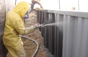 Жидкая гидроизоляция бетона