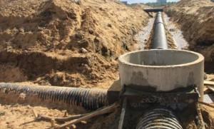 Систем отвода вод