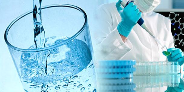 Анализ и очистка воды из скважины
