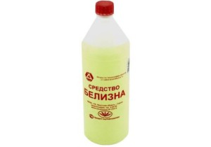 Белизна - средство для дезинфекции колодца