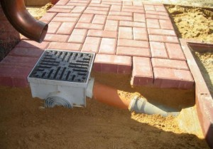 Закрытая (подземная) ливневая канализация