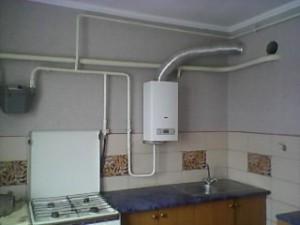 Необходимые материалы для установки газовой колонки