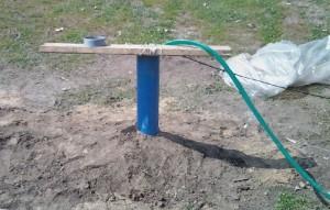 Пластиковая труба для скважин