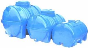 Пластиковые бочки под канализацию