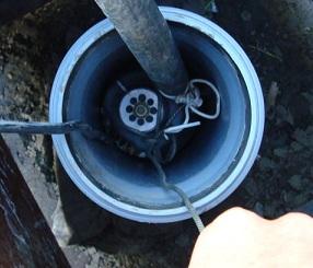 Подъем насоса из скважины