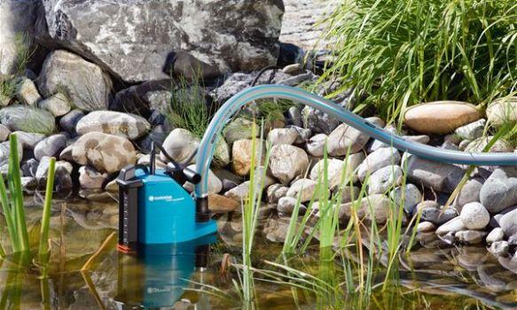 Садовые насосы для грязной воды