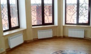 Радиаторы отопления для нестандартной высоты потолка