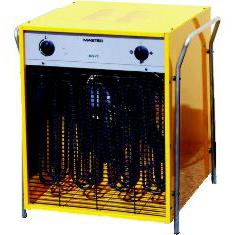 Тепловентилятор трубчатый