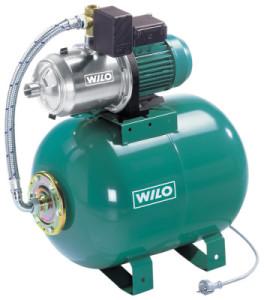 Автоматические насосные станции WILO