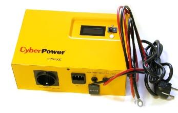 Бесперебойник CyberPowerCPS 600 E