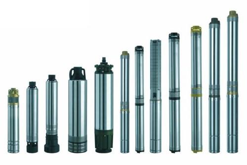 Глубинные центробежные насосы для скважин