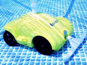 Пылесос для бассейна вакуумный Intex