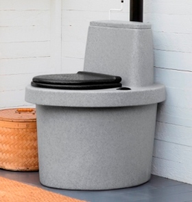 Туалет компостный Экоматик
