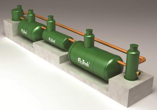 Ливневая канализация FloTenk