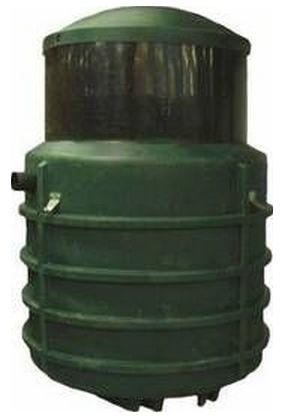Система очистки сточных вод GREEN ROCK IISI 6